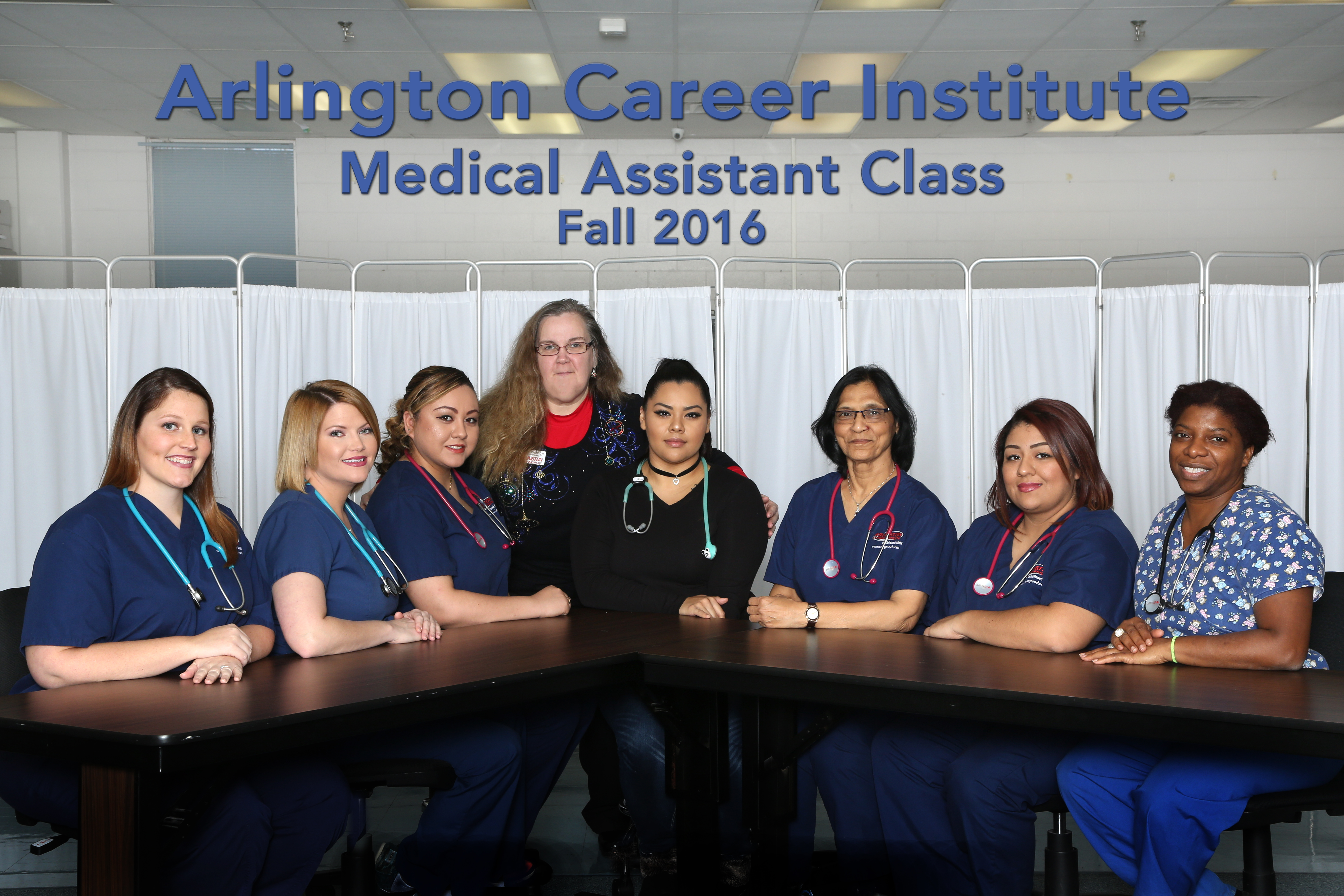 Medical Assistant Class of 2016